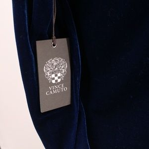 Vince Camuto Tops - Vince Camuto Choker Crushed Velvet Top